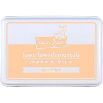 Lawn Fawn Premium Dye Peach Fuzz Ink Pad