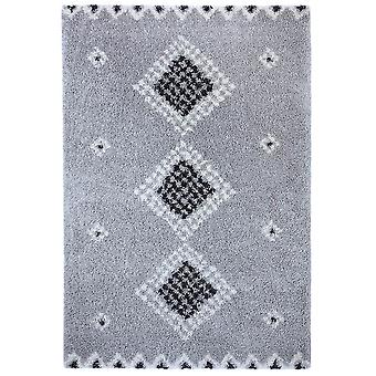 Supersofter Shaggy Tapis Cassia Gris