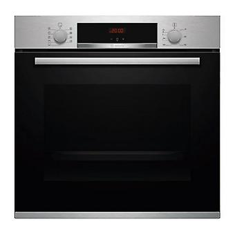 Multipurpose Oven BOSCH HBA512ES0 71 L 3400W Black Stainless steel