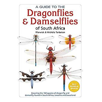 A Guide To The Dragonflies and Damselflies of South Africa - Covering