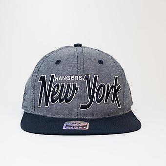 '47 Nhl New York Rangers Linen Snapback Cap
