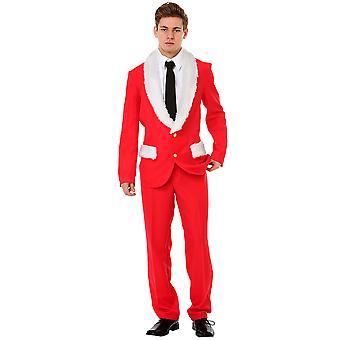 Magnific domnul Crăciun Costum de Crăciun, XL