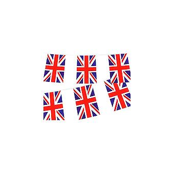 Union Jack Wear Union Jack Rectangular Bunting 10m