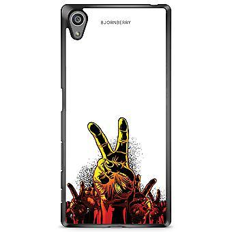 Bjornberry Shell Sony Xperia Z5 - Rauhan kädet