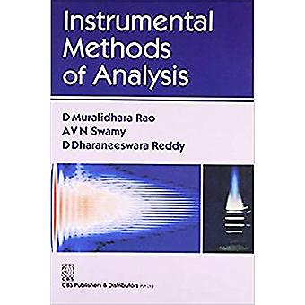 Instrumental Methods of Analysis by Muralidhara Rao - 9788123923277 B