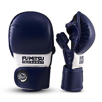 Fumetsu Ghost Kids MMA Sparring Glove Navy/White