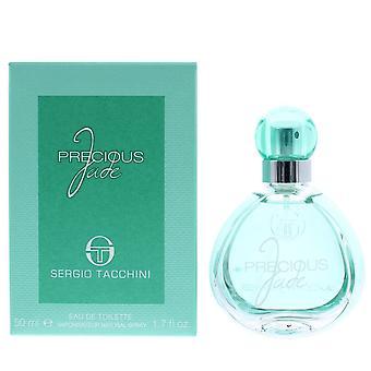 Sergio Tacchini Precious Jade Eau de Toilette 50ml Spray