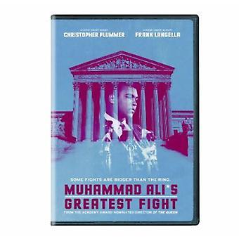 Importer des USA Muhammad Alis Greatest Fight [DVD]