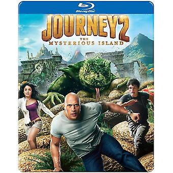 Parcours 2-Mysterious Island [BLU-RAY] USA import