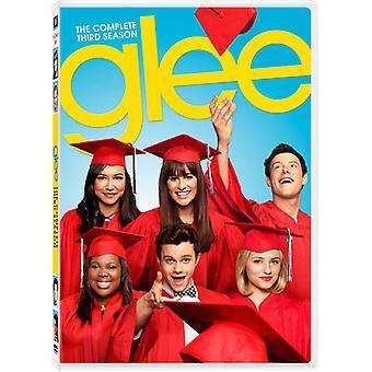 Glee: Säsong 3 [DVD] USA import