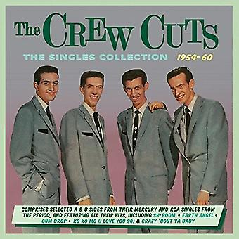 Crew Cuts - Singles Collection 1954-60 [CD] USA import