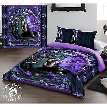 Wild star - naiad - duvet & pillows cover set double
