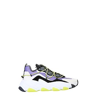 Ash Extra02 Women's Multicolor Leather Sneakers