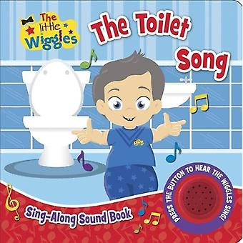 The Little Wiggles The Toilet Song  SingAlong Sound Book by The Wiggles
