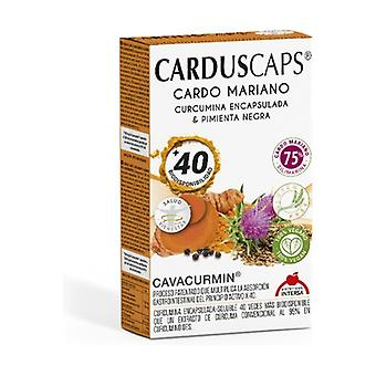 Carduscaps 60 vegetable capsules
