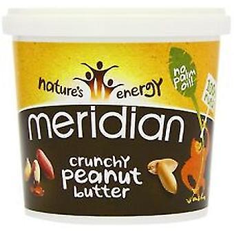 Meridian Foods Crunchy Peanut Butter 1x1000 gr