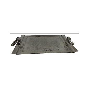 Deco4yourhome Tray Old Metal