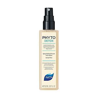 Phytodetox Virkistävä ja anti-haju hiuslakkaa 150 ml