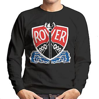 Rover Viking Longship British Motor Heritage Men's Sweatshirt