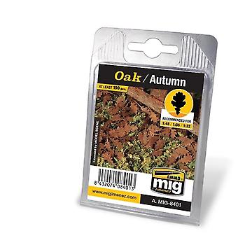 Ammo by Mig Leaves - Oak - Autumn