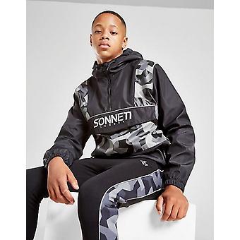New Sonneti Boys' Universe Overhead Jacket Black