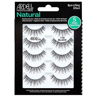 Ardell Natural Eye Lifting Effect Eyelashes Multipack - 110 Lashes - 5 Pairs