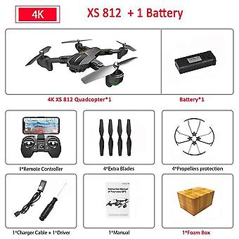 Xs812 With Gps, 5g, Wifi Fpv With 4k Hd Camera Rc Drone Quadcopter