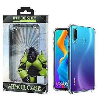 Huawei P30 Lite Case Transparent - Anti Shock