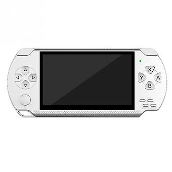 Handheld Game Console 4.3 Inch 8G Easy Operation Screen MP3 MP4 MP5 Player Support for Psp Gamecameravideoe-book