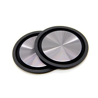 62mm Bass Diaphragm Speaker- Passive Plate, Enhanced Low Frequency
