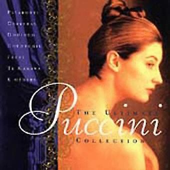 G. Puccini - The Ultimate Collection van de Puccini [CD] USA import