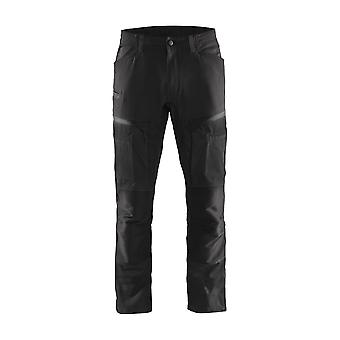 Blaklader 1456 service stretch trousers - mens (14561845) -  (colours 1 of 2)