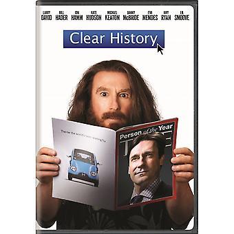 Effacer l'histoire DVD