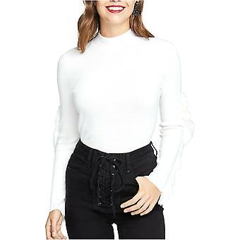 RACHEL Rachel Roy Callum Ruffled Sweater