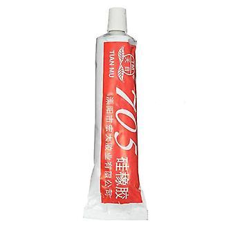 705 Høy temperatur, klart silikon elektronisk tetningsmasse lim