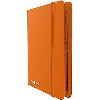 Gamegenic Casual Album 8-Pocket - Orange