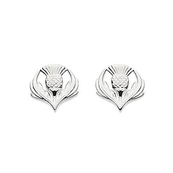 Heritage Giorsail Thistle Earrings 4314HP024