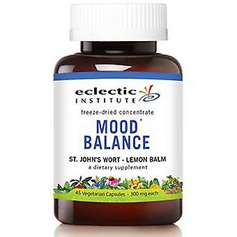 Eclectic Institute Inc Mood Balance* (St.John' s wort-Lemon Balm), 45 Caps