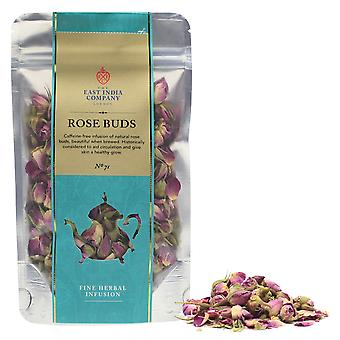 Rose Buds Loose Herbal Infusion Pouch 50g