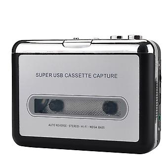 USB Kassette Player Tape to Pc, mp3 Format Converter Audio Recorder Capture