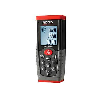 RIDGID 36158 Micro LM-100 Laser Distance Measure 50m RID36158