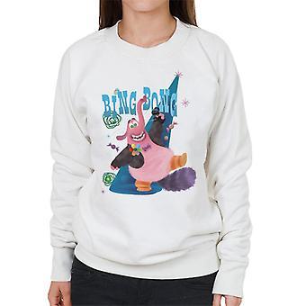 Pixar Inside Out Bing Bong Dancing Women's Sweatshirt