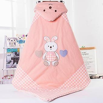 Newborn Cotton Baby Padded Soft Combed Sleeping Bag, Cartoon, Spring, Autumn