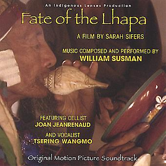 William Susman - Fate of the Lhapa [CD] USA import