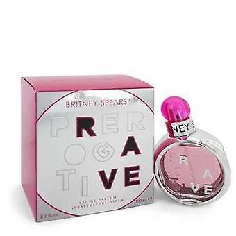 Britney Spears Prerogative Rave By Britney Spears Eau De Parfum Spray 3.3 Oz (women) V728-549933