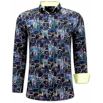 Special Shirts - 3067 - Yellow Black