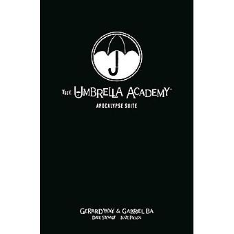 The Umbrella Academy Library Editon Volume 1: Apocalypse Suite