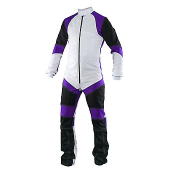 Skydiving freefly suit purple se-07