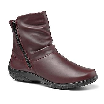 Hotter Women's Whisper Slim Fit Zip Fastening Casual Ankle Boots