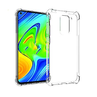 For Xiaomi Redmi Note 9 Shockproof Non-slip Waterproof Thickening TPU Protective Case